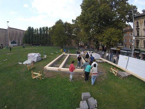 Modulo Eco  Manifattura Urbana associazione culturale  Francesco Fulvi Alberto Barbieri