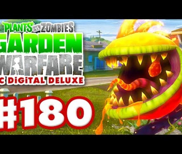 Plants Vs Zombies Garden Warfare Gameplay Walkthrough Part  Gardens Graveyards W Mac