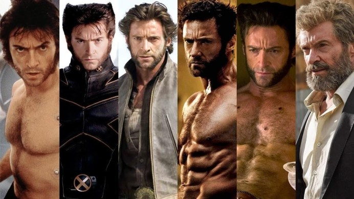 Image result for wolverine evolution hugh jackman