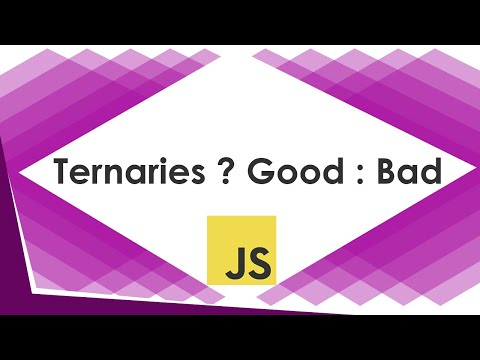 Learn Ternary Operators In 9 Minutes