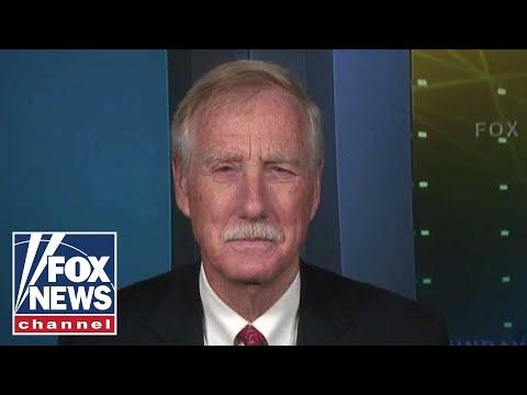 Sen. King on developments in the Mueller probe