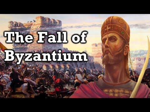 The Fall of Byzantium - Documentary