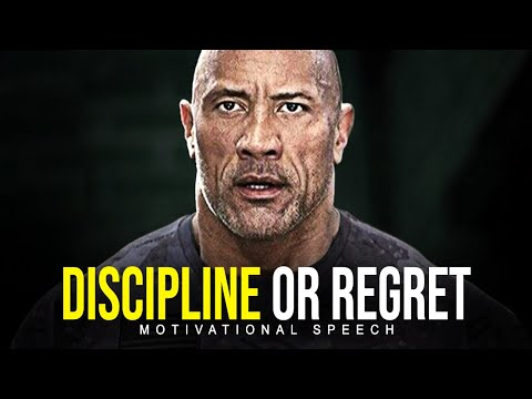 DISCIPLINE OR REGRET - Best Motivational Video