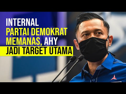 Terus Memanas, Konflik Internal Partai Demokrat Melebar