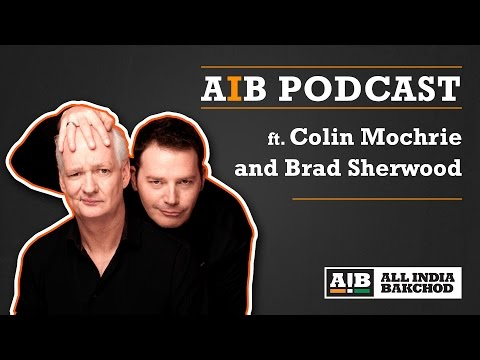 AIB  : Colin Mochrie & Brad Sherwood Podcast