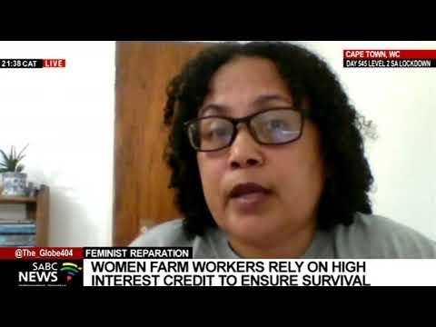Challenges women farm workers face to survive: Carmen Louw