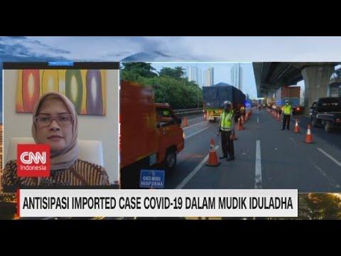 Antisipasi Imported Case Covid-19 Dalam Mudik Iduladha