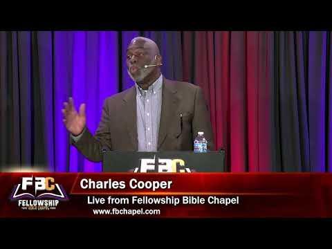 2019 10 12 FBC Prophecy Session Three - Charles Cooper