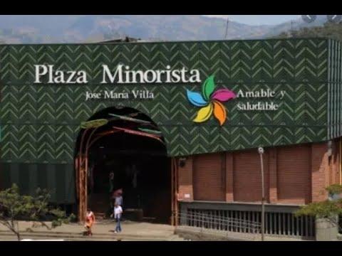 Cierran sector 8 de la Plaza Minorista de Medellín por segundo brote de coronavirus