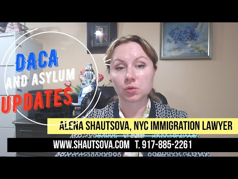 DACA and Asylum Updates: No New DACA Applications Says DHS | NYC Immigration Lawyer USA Immigration