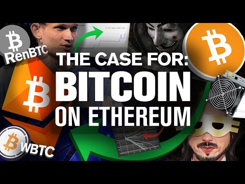 Should You Put Your BITCOIN on ETHEREUM!? How? Why!?