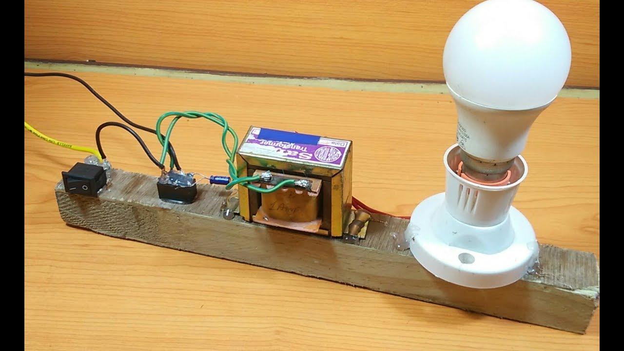 Simple Ac Power Control Circuit Diagram Tradeoficcom