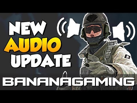 CS:GO Audio Update: Get the old sound back & Player volume added!
