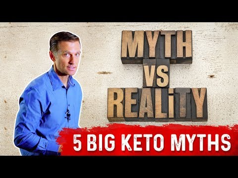 5 Big Keto Myths That Are Dead Wrong