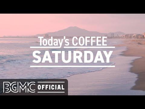 SATURDAY CAFE HAWAIIAN: Summer Unwind Day - Sunset Beach Instrumental Surf Music to Rest, Relax