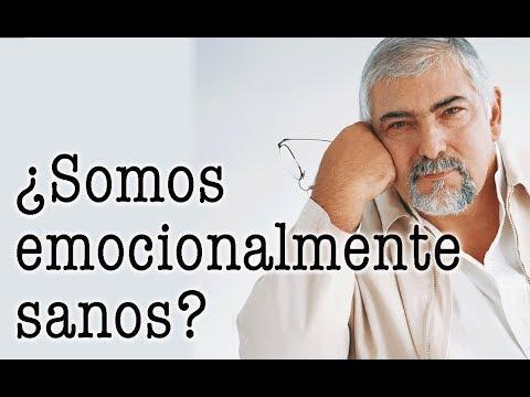 Jorge Bucay  ¿ Somos emocionalmente sanos ?