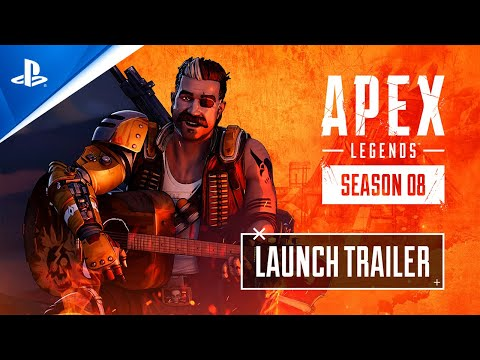 Apex Legends - Season 8: Mayhem Launch Trailer | PS5, PS4
