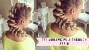 mohawk pull- braid sweethearts