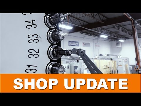 Shop Update - January 2018