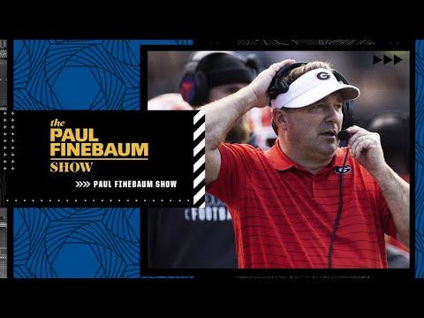 Kirby Smart on Georgia's success so far in 2021   Paul Finebaum Show