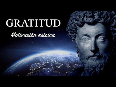 GRATITUD de VIDA (Motivación ESTOICA de Marco Aurelio, Séneca y Epicteto) - El Poder de AGRADECER