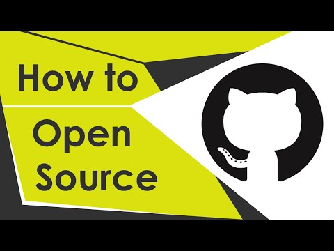 How To Get Started With Open Source