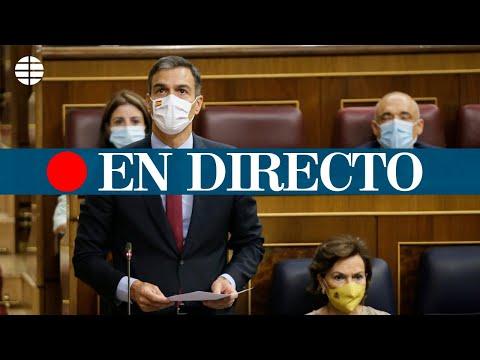 DIRECTO CORONAVIRUS | Sesión de Control en el Congreso de los Diputados