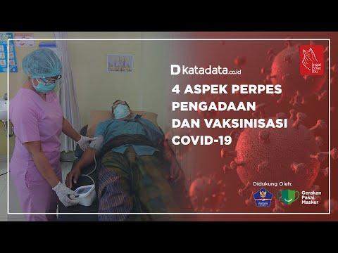 4 Aspek Perpes Pengadaan dan Vaksinisasi Covid-19 | Katadata Indonesia