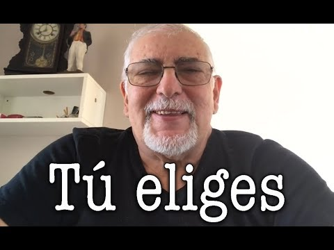 Jorge Bucay - Tú eliges