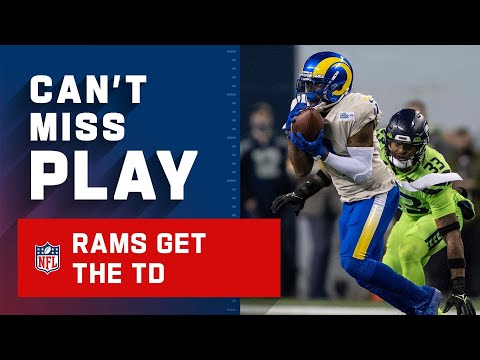 Age Ain't Nothing but a Number   Desean Jacksoon Catch Leas to Rams TD