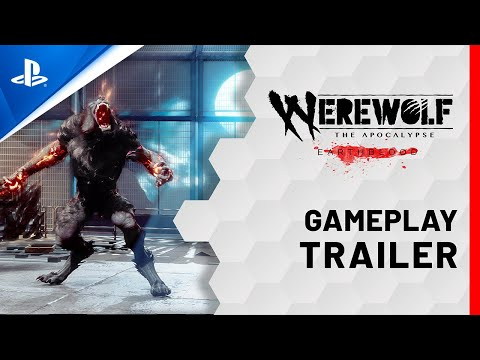 Werewolf: The Apocalypse - Earthblood - Gameplay Trailer | PS5, PS4