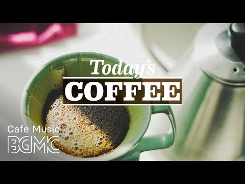 Good Morning Jazz - Flavored Coffee Cafe Music Instrumental Background for Working at Home