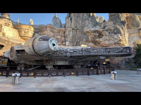 Star Wars Galaxy's Edge Tour - Tips y trucos para hacer todo