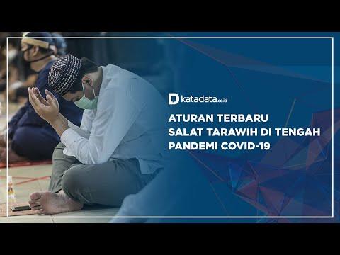 Aturan Terbaru Salat Tarawih di Tengah Pandemi Covid-19  Katadata Indonesia