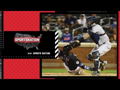Cheers and Jeers: Gary Sanchez misses the tag on Mets' Jonathan Villar   SportsNation