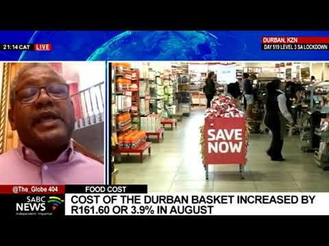 Government urged to address food shortages and price spikes: Mervyn Abrahams.