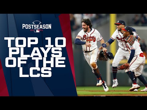 See which plays were the best of the best in the League Championship Series!