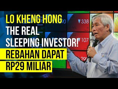 Lo Kheng Hong Menang Banyak Dari Saham Grup MNC