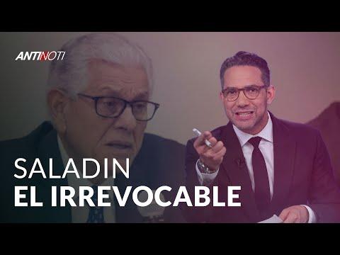 El Triunfo De Leonel Más Corto Que Renuncia Saladin - #Antinoti Octubre 11, 2019