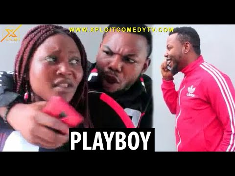 when you are dating a playboy 😂😂 (xploit comedy)