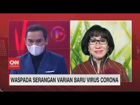 Peneliti Eijkman Varian MU Jangan Sampai Menjadi Varian of Concern