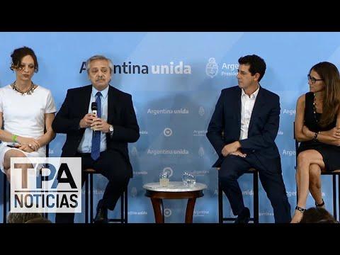 Alberto Fernández entregó a Isha Escribano el DNI 9 mil con identidad autopercibida | #TPANoticias
