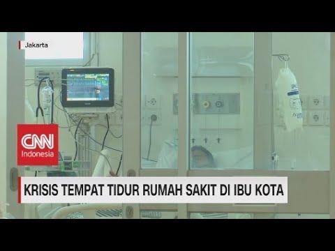 Krisis Tempat Tidur Rumah Sakit di Ibu Kota