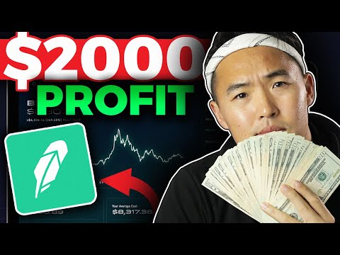 How I made $2000 on Robinhood - Stocks To Buy OCTOBER 2020 UPDATE
