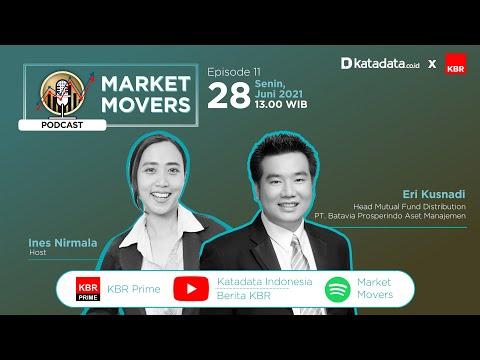 Episode 11: Outlook Market Sepekan, Senin, 28 Juni 2021 | Katadata.co.id X KBR
