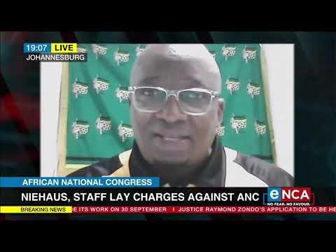 Update on unpaid ANC staff salaries
