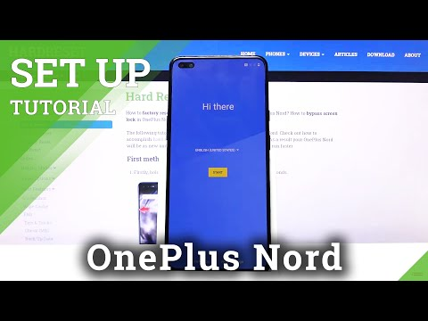Set Up Process in OnePlus Nord – Configuration & Activation