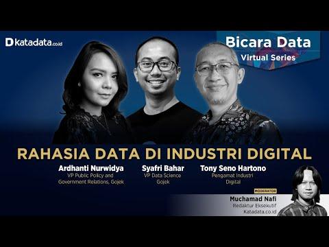 Bicara Data Virtual Series: Rahasia Data di Industri Digital