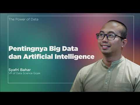 Syafri Bahar: Pentingnya Big Data dan Artificial Intelligence | Katadata Indonesia