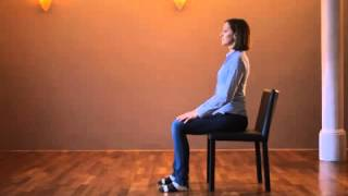 Image result for chair meditation